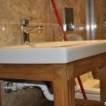 Ahşap Deck Banyo