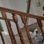 Ahşap Merdiven Küpeşte